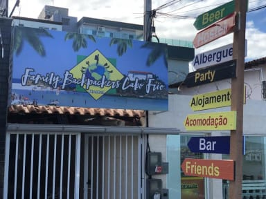 Family Backpackers Cabo Frio Hostelの写真