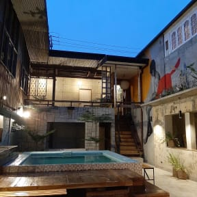Bilder av The Flying Fish Hostel Cebu