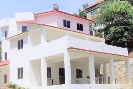 Hermosa Casa Blanca Zasa en Puerto Ángel照片
