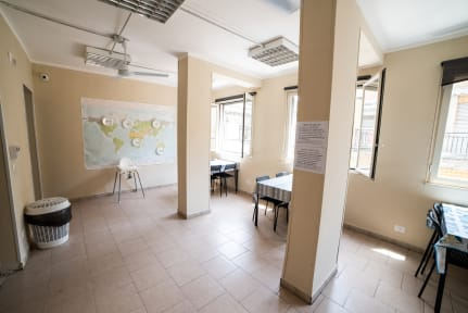 Photos of Departure Rooms & Hostel