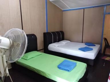 Riki's Place Pulau Besar tesisinden Fotoğraflar