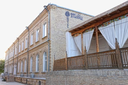 Photos of Hotel Malika Bukhara