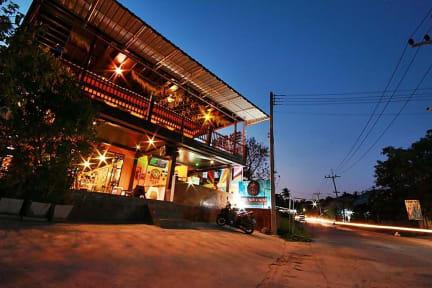 Zdjęcia nagrodzone Baan Chalok Hostel Koh Tao
