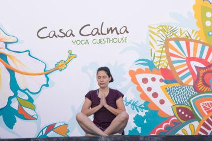 Casa Calma Yoga Guesthouse tesisinden Fotoğraflar
