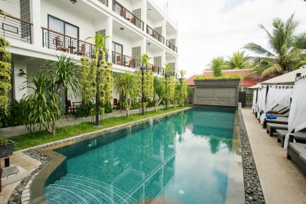 Фотографии GZ Bliss D'Angkor Suites