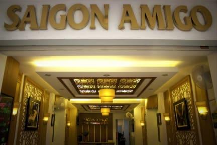 Foto's van Saigon Amigo Hotel
