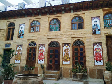 Fotky Masoumeh Soltan Traditional House