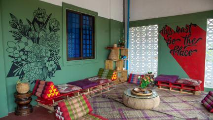 Bilder av Nature House Sok Chhan