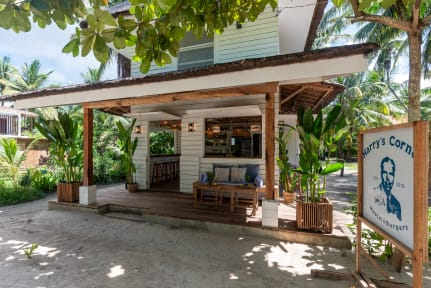 Photos of Harry's Corner Hostel & Burgers Siargao Island