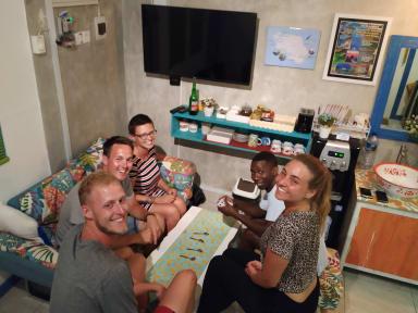 Write Hostel tesisinden Fotoğraflar