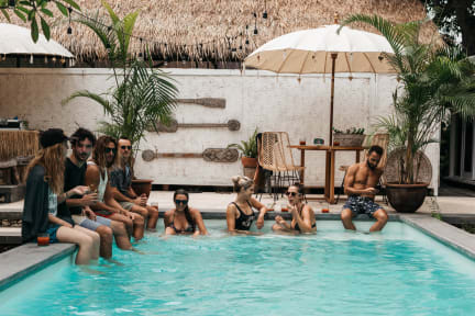 Bilder av Dreamsea Surf Camp Canggu