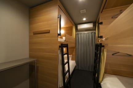 Фотографии Grids Tokyo Ueno Hotel & Hostel