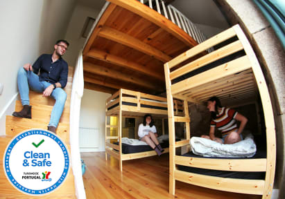 Fotos von Hostel One Ribeira