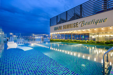 Foto's van Grand Sunrise Boutique Hotel