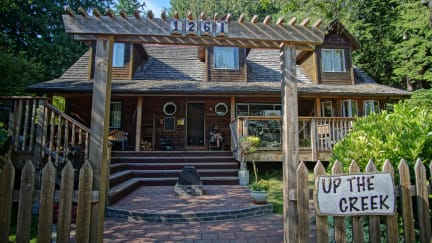 Up The Creek Backpacker's Lodge, Roberts Creek tesisinden Fotoğraflar