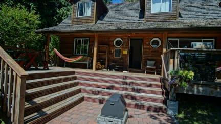 Up The Creek Backpacker's Lodge, Roberts Creek照片