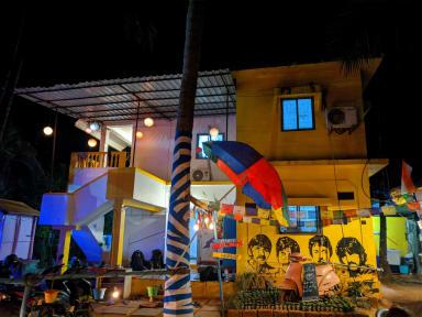 Kuvia paikasta: The Lost Hostel Goa - Palolem Beach