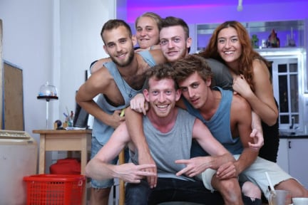 Fotky Amigos Hostel TLV