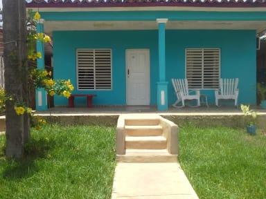 Casa Lidia y El Kimboの写真