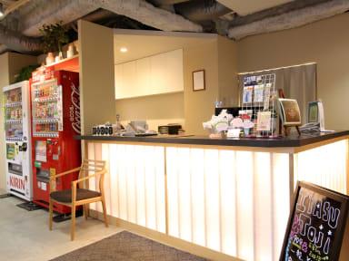 Fotky Iyasu Hostel Sapporo
