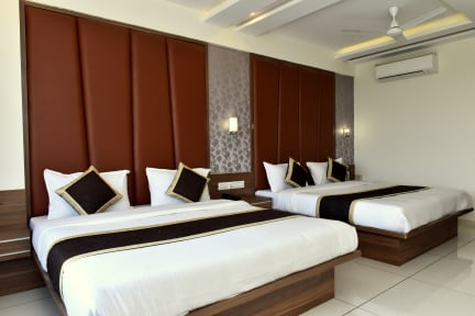 Kuvia paikasta: Hotel Royal Square by Sky Stays