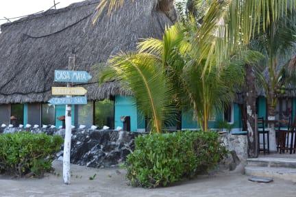 Bilder av Casa Maya Holbox