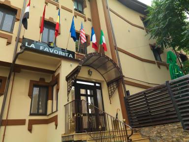 Fotografias de La Favorita