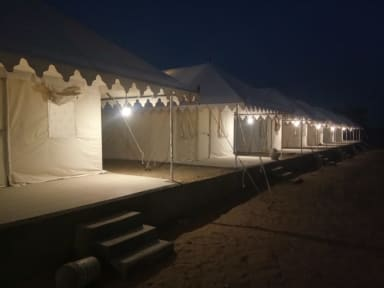 Photos of Sheesh Mahal Desert Camp Jaisalmer