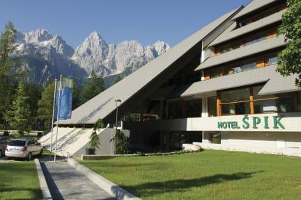 Zdjęcia nagrodzone Hotel Špik