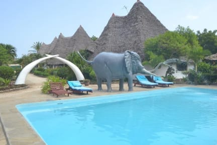 Fotky Zebra Cottage - Diani Greenlands