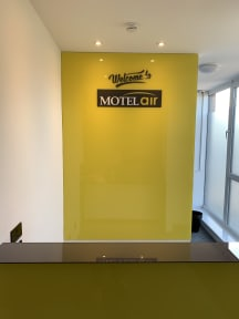 Foto di Motel Air Glasgow Airport