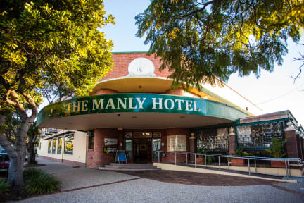 The Manly Hotelの写真