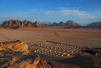 Wadi Rum Key Campの写真