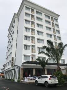 Bilder av Elizabeth Hotel