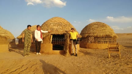 Zdjęcia nagrodzone Khatereh Desert Residence