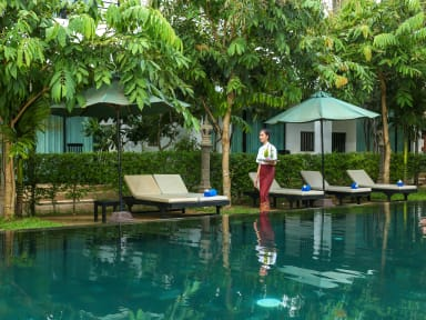 Foto's van Tanei Angkor Resort and Spa