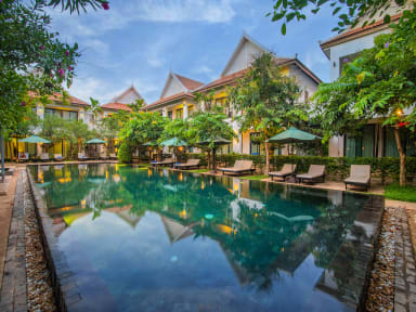 Foton av Tanei Angkor Resort and Spa