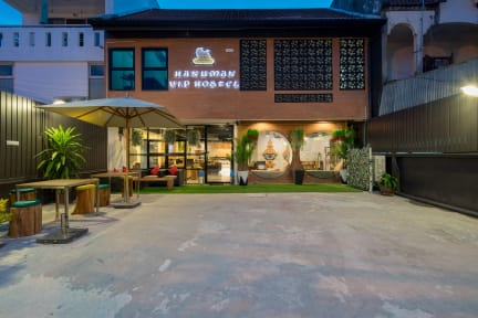 Zdjęcia nagrodzone Hanuman VIP Hostel