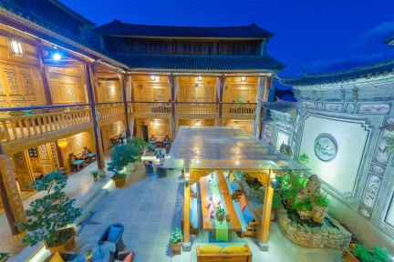 Fotky Dali Songmeiyuan Hotel