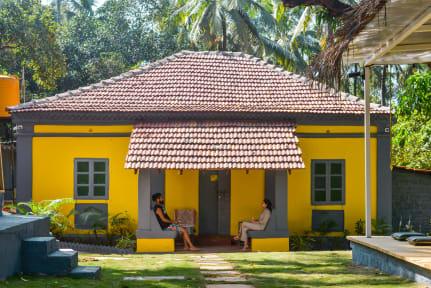 The Hosteller Goaの写真