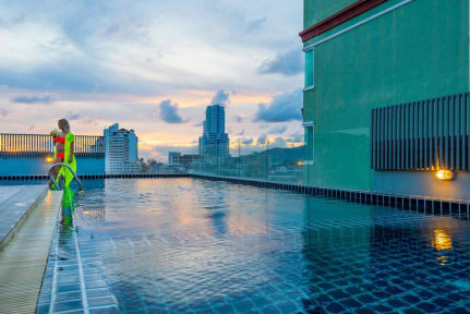 Hallo Patong Hotel tesisinden Fotoğraflar