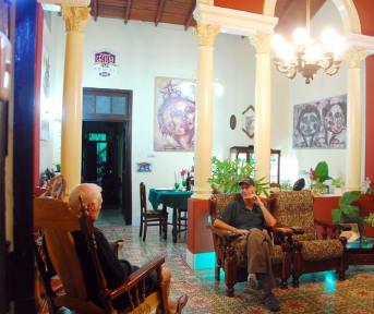 Billeder af La Casa de Cecilia