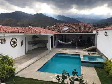 Foto di Hostel las Palmas