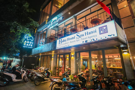 Halley Hostel and Spa Hanoi의 사진