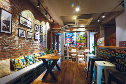 Foto di Halley Hostel and Spa Hanoi