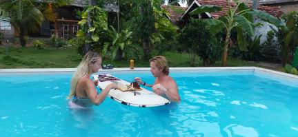Foton av Surf Gangs Hotel Arugambay
