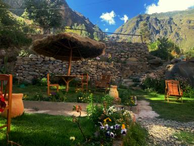 Fotky Inka Khawarina Tambo Lodge
