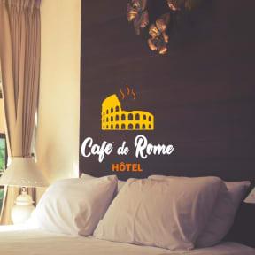 Fotografias de Cafe de Rome Inn