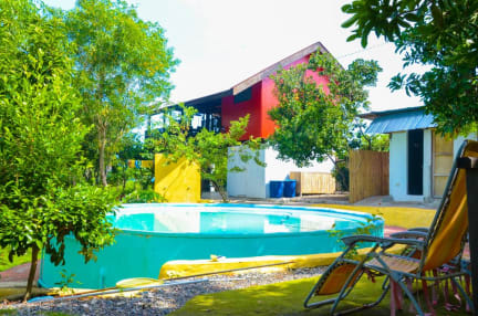 Foto's van Bougainvillea Paradise Campground Hostel