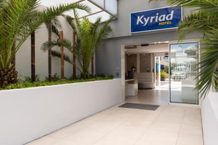 Hotel Kyriad Montpellier Sud照片